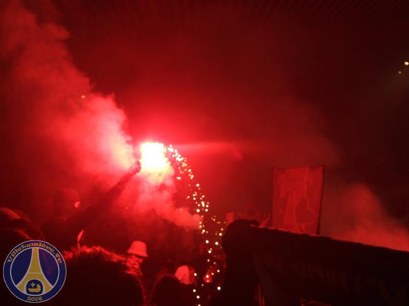 L1 : PSG - Saint Etienne 1