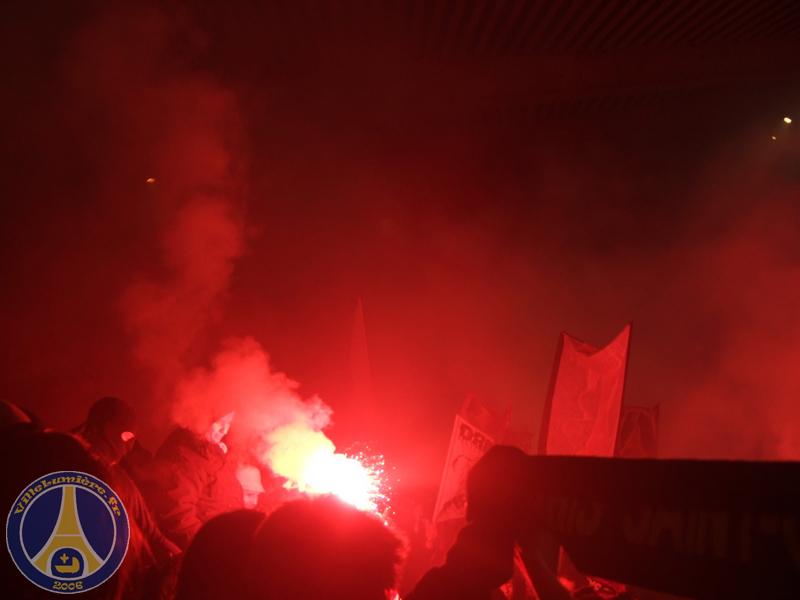 L1 : PSG - Saint Etienne 2