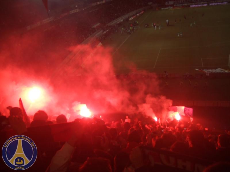 L1 : PSG - Saint Etienne 3