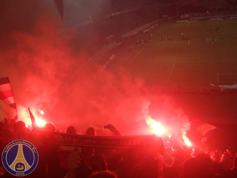 L1 : PSG - Saint Etienne 4