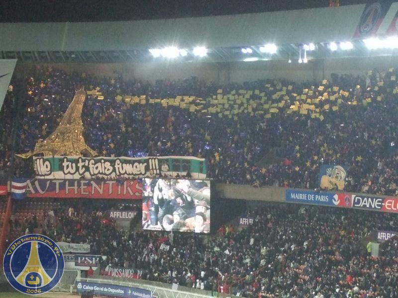 L1 : PSG - Saint Etienne 5