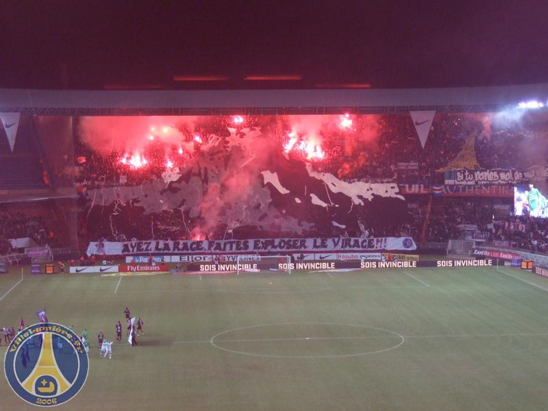L1 : PSG - Saint Etienne 6