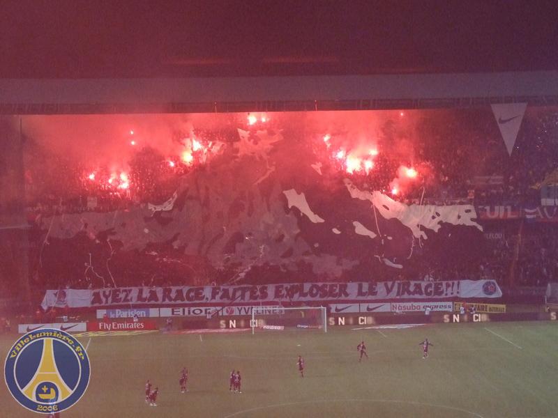 L1 : PSG - Saint Etienne 7