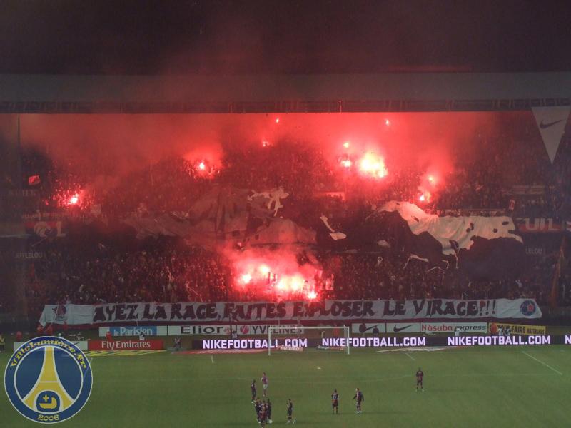 L1 : PSG - Saint Etienne 8