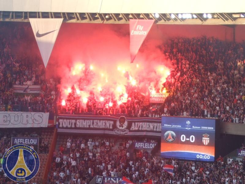 L1 : PSG - Monaco 7